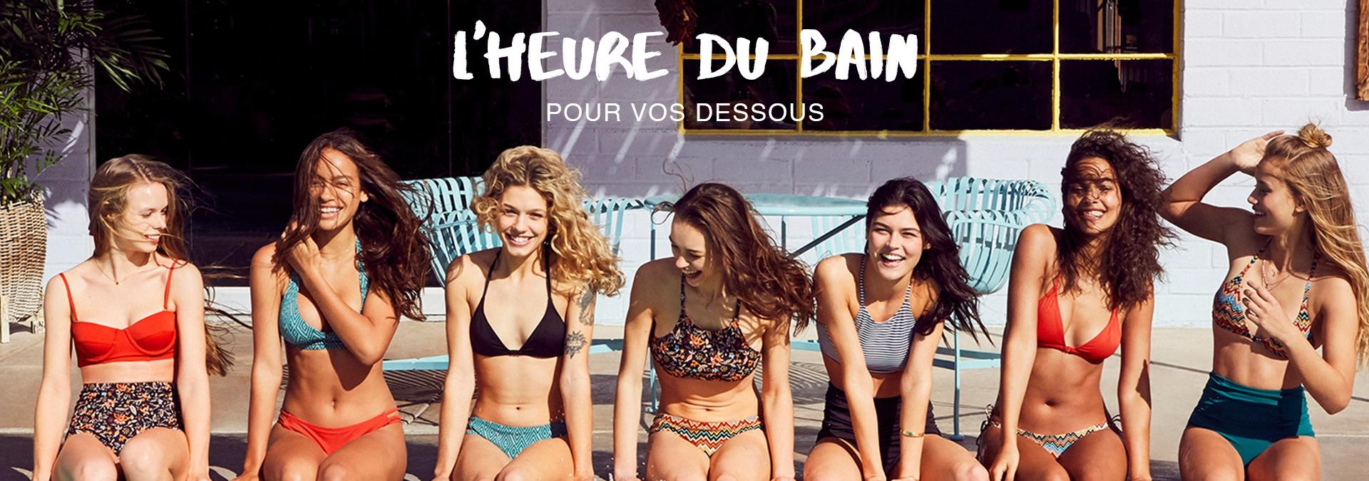 urban -outfitters – maillots  de bain rétro – Dealabs