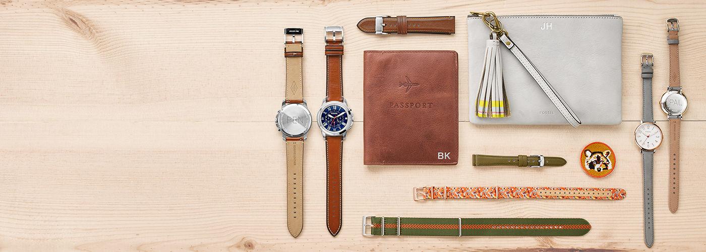 fossil – montres, portefeuilles et accessoires – Dealabs