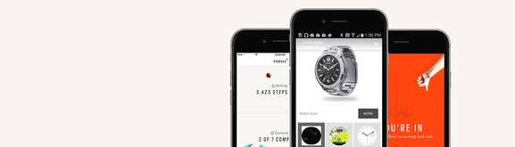 fossil – l'application Fossil Q – Dealabs
