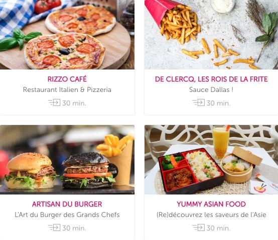 foodora – les meilleurs restaurants livrent chez vous – Dealabs