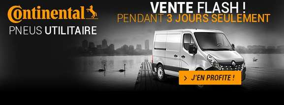 1001pneus – vente flash – Dealabs