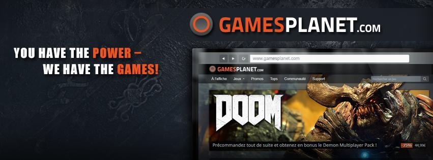 gamesplanet – jeux vidéo pas cher – Dealabs
