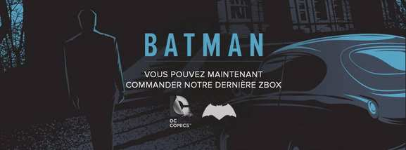 zavvi – l'imbattable batmanbox – Dealabs