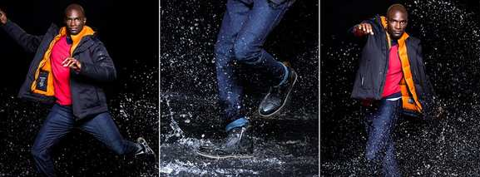 Geox – chaussure de pluie – Dealabs