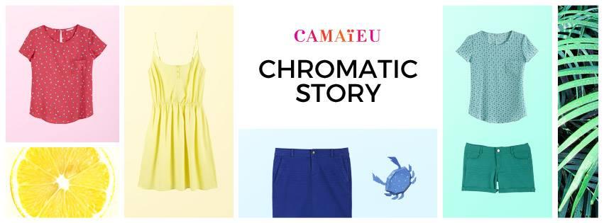 Camaieu – mode en couleurs pour elle – Dealabs