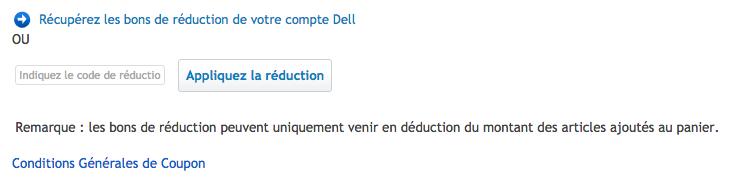 Dell – code promo – Dealabs