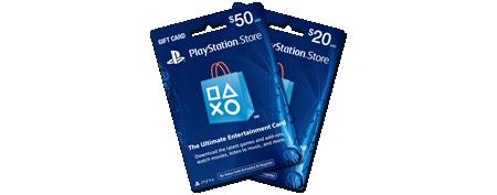 PlayStation store – carte cadeau – Dealabs