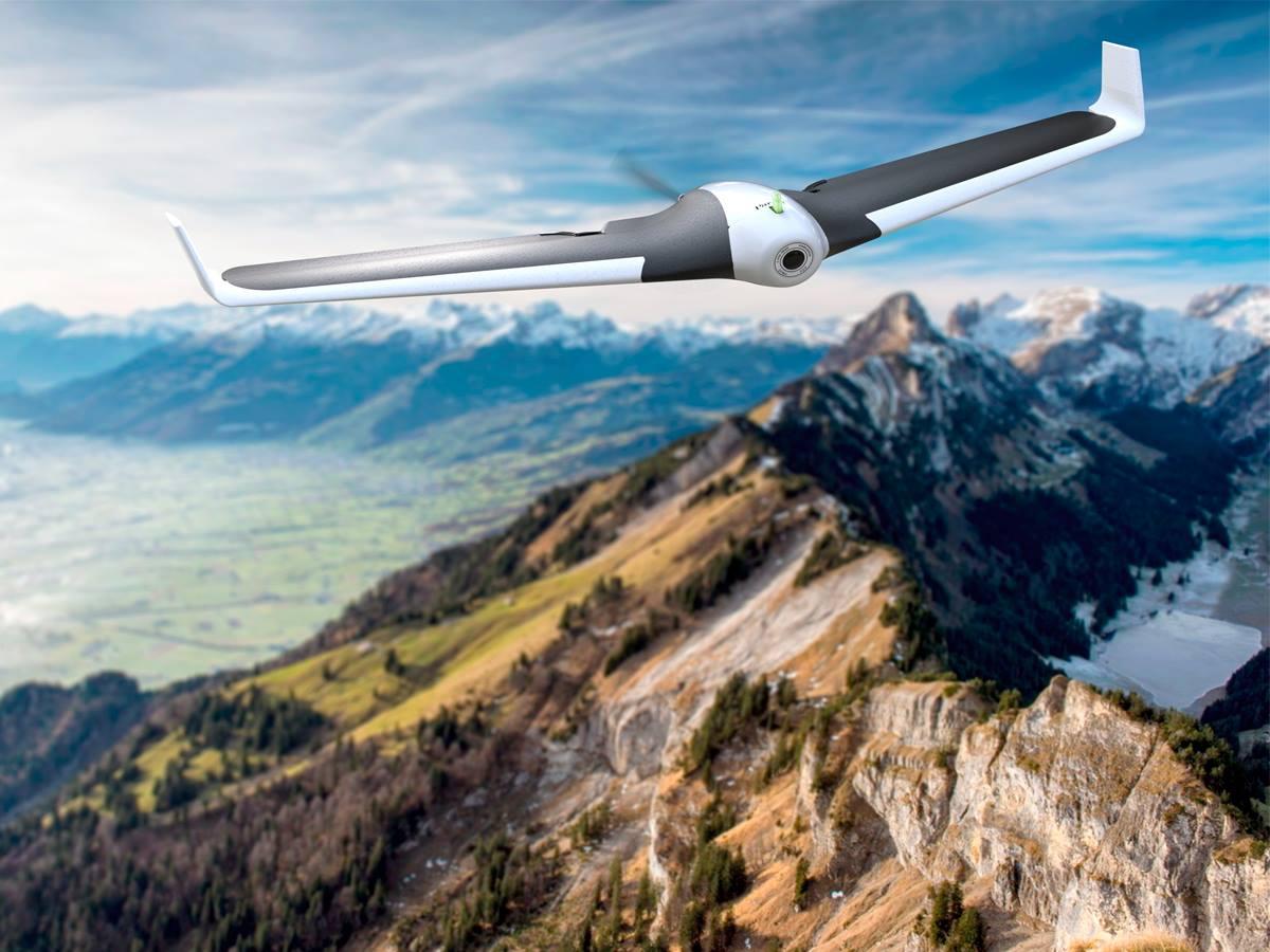 Parrot – Drone équipé d'une caméra – Dealabs