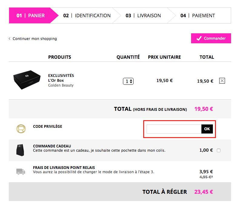 L'Oréal – Code promo – Dealabs