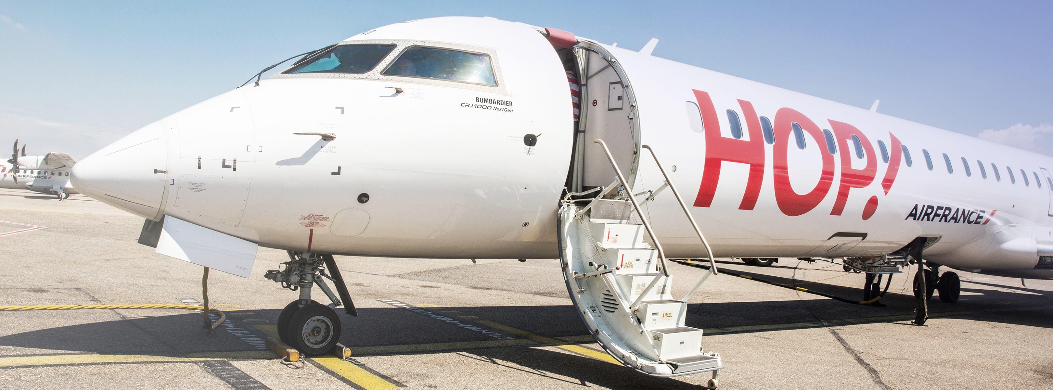 Hop ! – voyage en avion pas cher – Dealabs