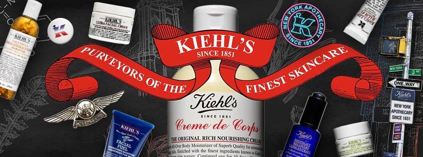 Kiehl's – produits de beauté et soin pas cher – Dealabs