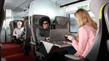 Eurostar – Profitez du wifi dans le train – Dealabs