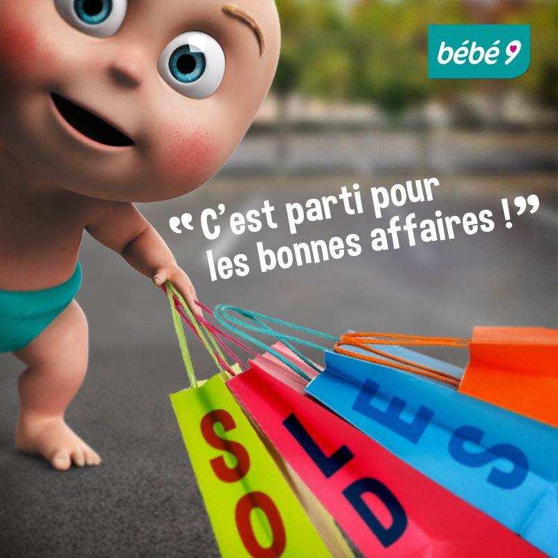 Bébé9 – soldes et promotions – Dealabs