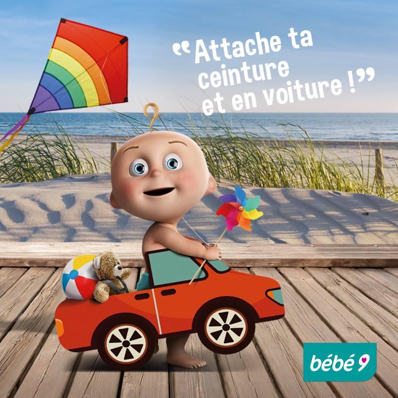 Bébé9 – sièges auto et sécurité de bébé – Dealabs