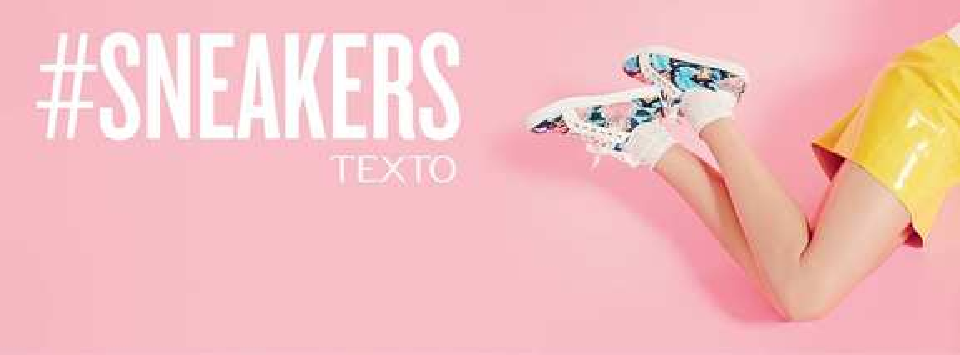 Texto – sneakers casual pour homme et femme – Dealabs