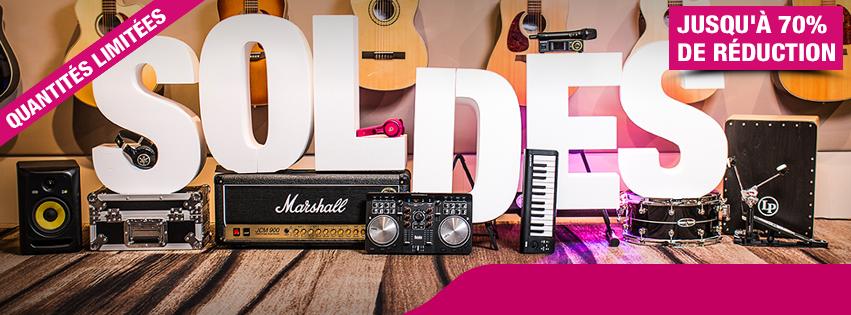 Bax Music – Soldes et promos instruments de musique – Dealabs