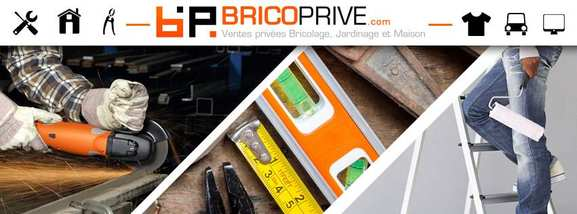 bricoprive – ventes privées bricolage – Dealabs