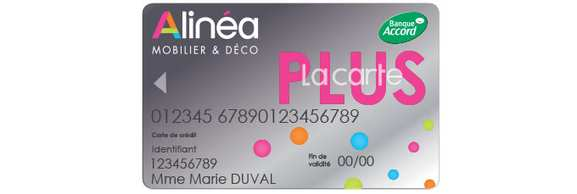 Alinea – carte de paiement – Dealabs