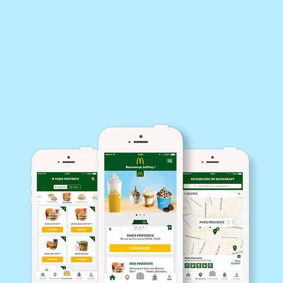 mcdonalds – application mobile – Dealabs