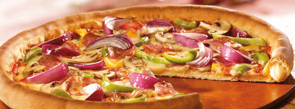 Pizza Hut – menu pizza cheesy crust moins cher – Dealabs