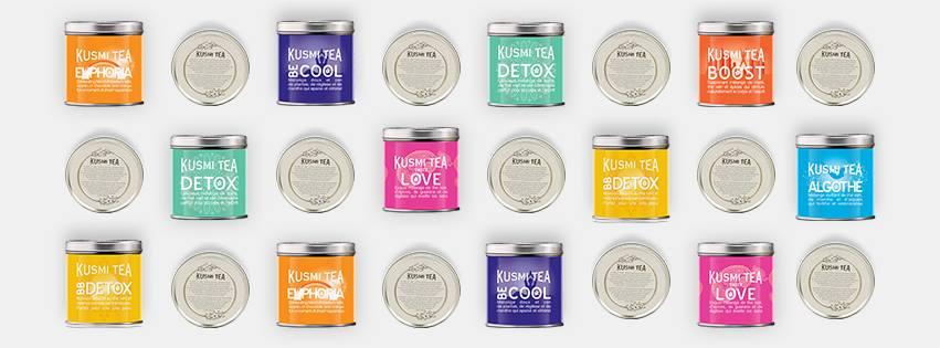 Kusmi Tea – programme detox pas cher – Dealabs