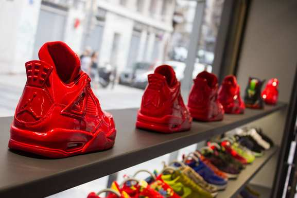 Cornerstreet – magasin de sneakers à Marseille – Dealabs