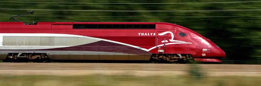 Thalys – ligne de train rapide Paris-Bruxelles pas cher – Dealabs
