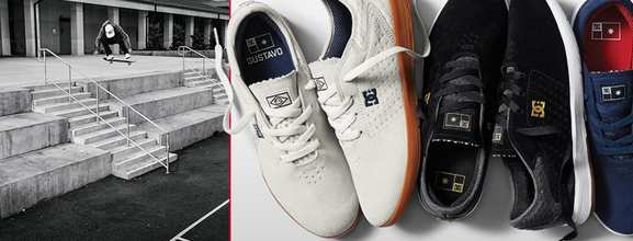 DC Shoes – chaussures de skateboard pas cher – Dealabs