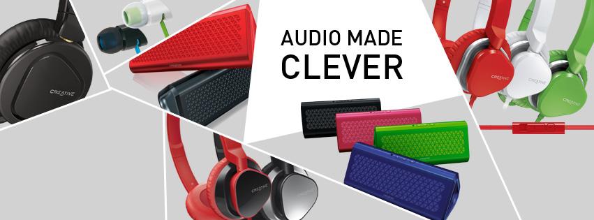 Creative – matériel audio en promo – Dealabs
