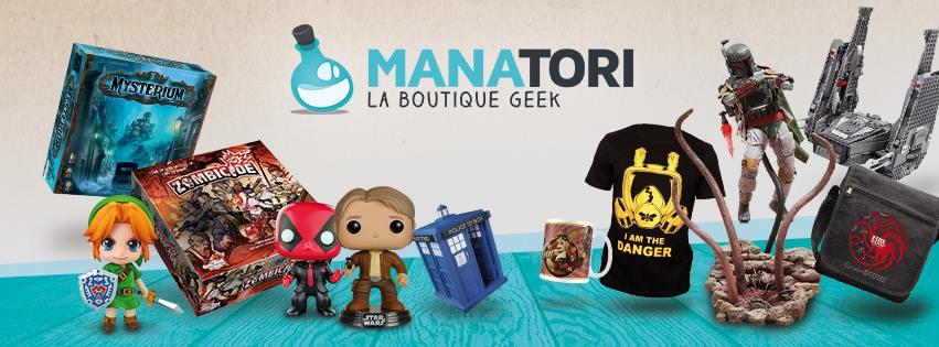 Manatori – boutique geek et produits dérivés pas cher – Dealabs