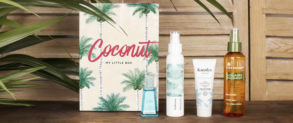 mylittlebox – la box coconut – Dealabs