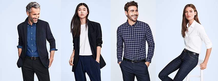 uniqlo – vêtements chauds et casual pour le bureau – Dealabs