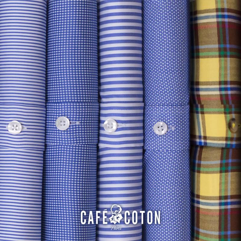 cafe coton – chemise pour homme pas cher – Dealabs