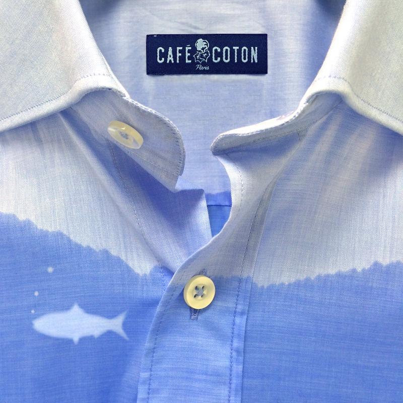 cafe coton – chemise, accessoires et vêtements casual – Dealabs