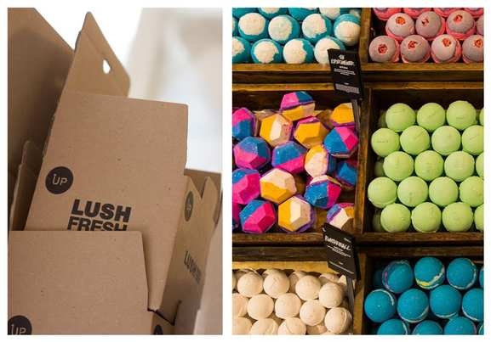 lush – savons, cosmétiques et soins faits main pas cher – Dealabs