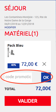Intersport location de skis – code promo – Dealabs