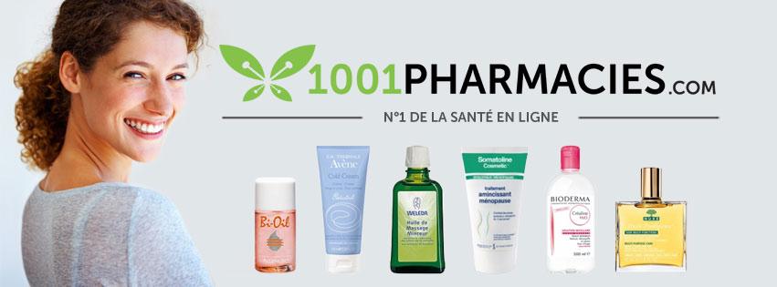 1001 Pharmacies – produits de pharmacie et parapharmacie en ligne pas cher – Dealabs
