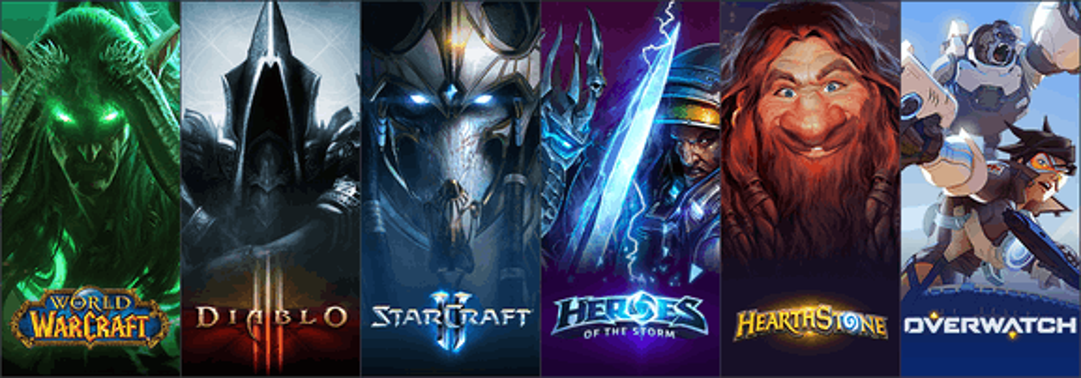 Battle.net – jouer à Overwatch, World of Warcraft, Diablo 3 ou Starcraft 2 en ligne – Dealabs
