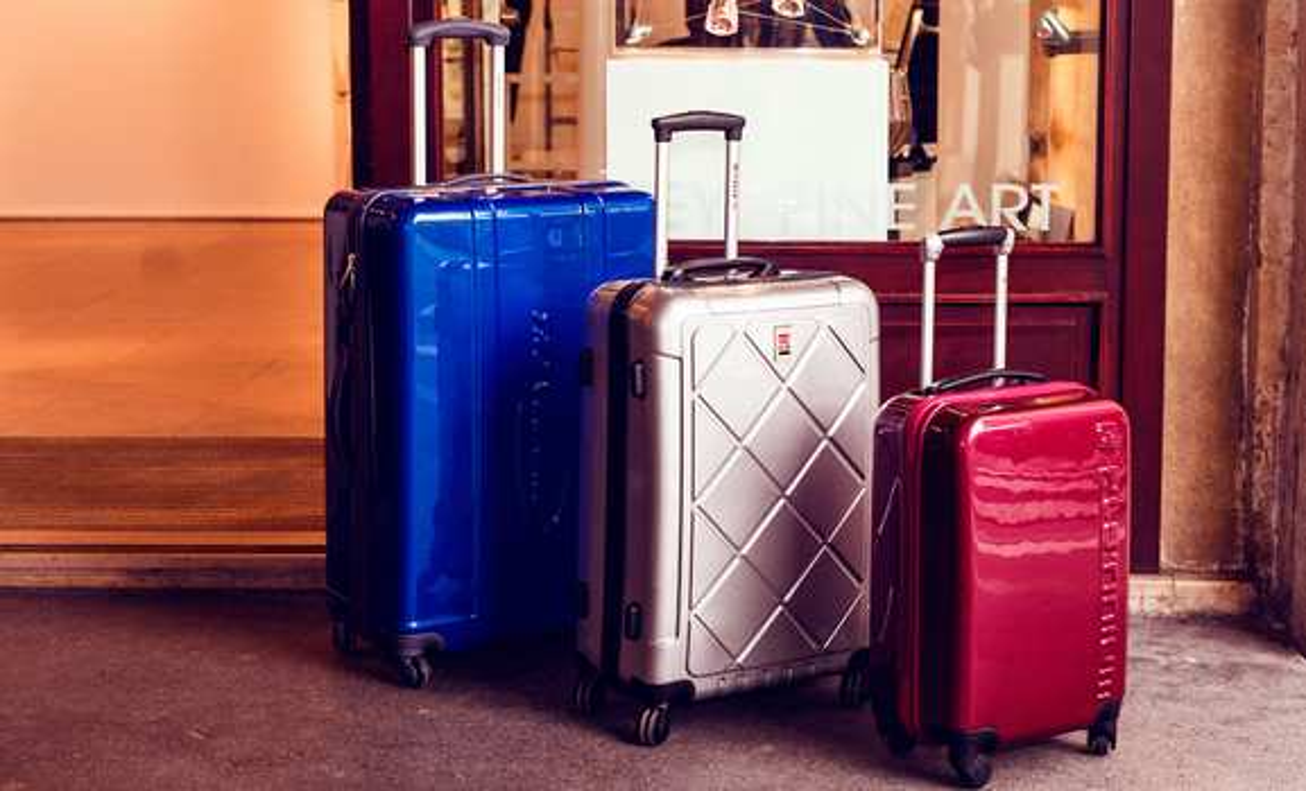 Le Monde du Bagage – bagages cabine et valises pas cher – Dealabs