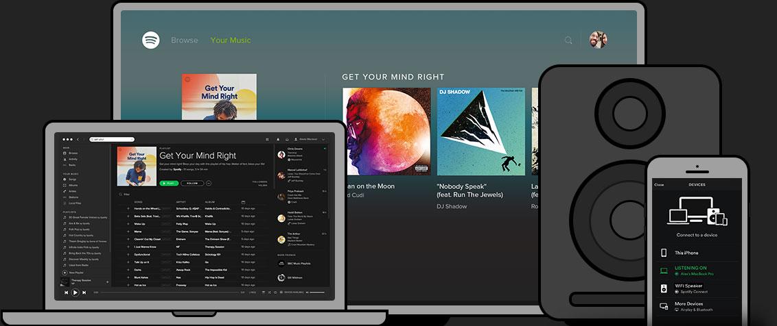 Spotify – musique à la demande et abonnement premium pas cher – Dealabs