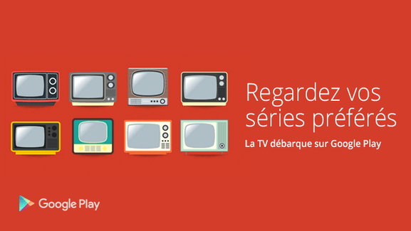 GooglePlay – séries tv à télécharger ou à regarder en streaming – Dealabs