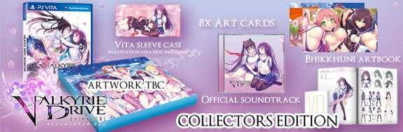 ricedigital – valkyrie drive collector pas cher – Dealabs