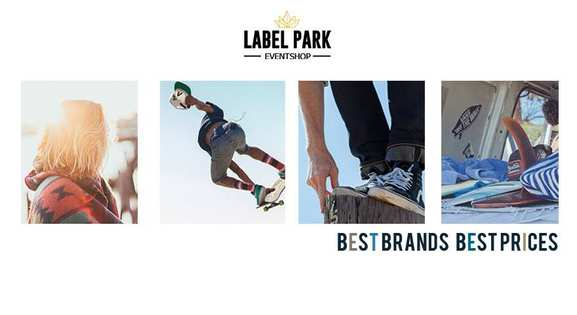 Label Park – Event shop – Dealabs