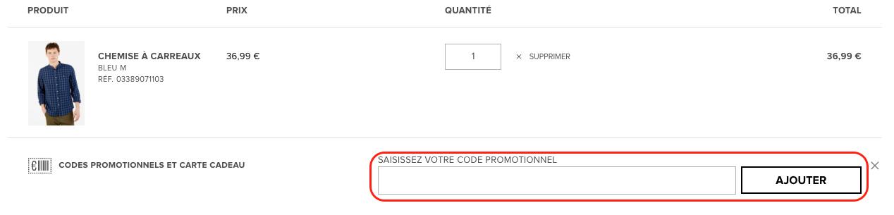springfield – code promo – Dealabs
