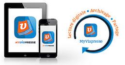 viapresse – une application pour gérer ses abonnements et lire ses journaux – Dealabs