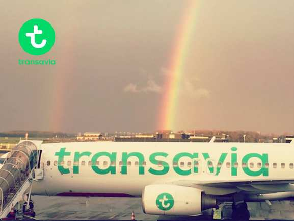 transavia – Vol pas cher et billet low-cost en Europe – Dealabs