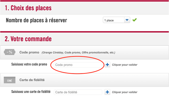 Carte Accord Place Cinema.Code Promo Cinemas Gaumont Pathe 6 70 De Reduction En