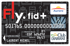 fly – carte de fidélité fid+ – Dealabs