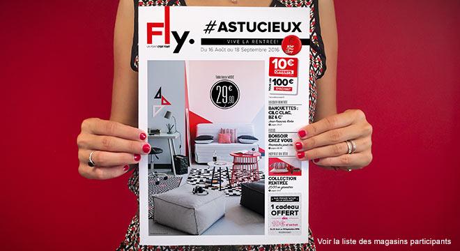 fly – catalogue de meubles, déco et design pas cher – Dealabs