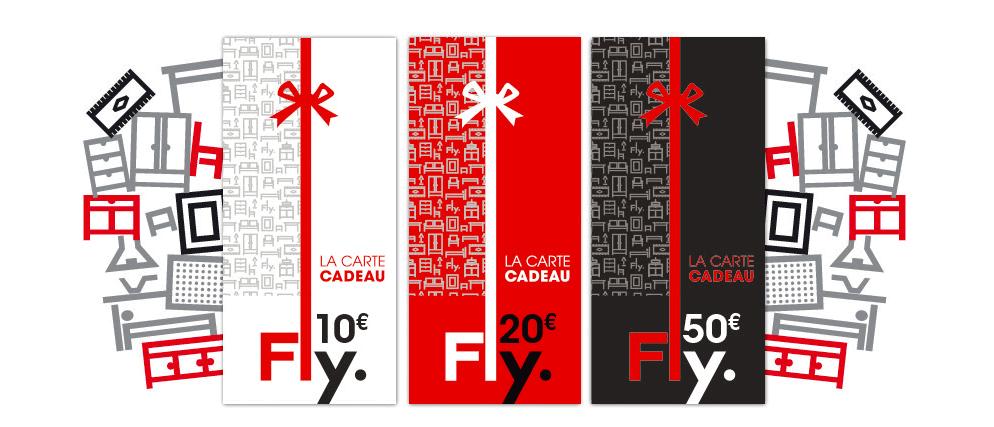 fly – carte cadeau – Dealabs